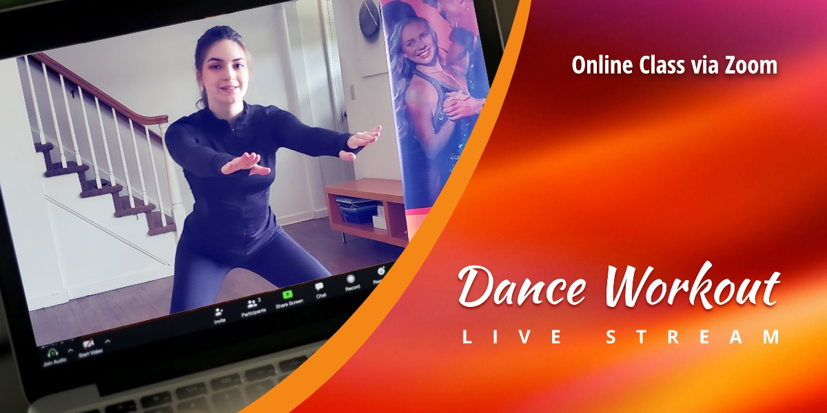 Online Dance Workout